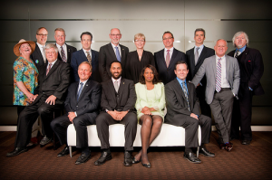 The Board of Directors of the Ontario Bar Association